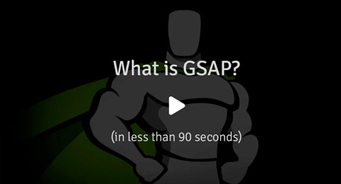 What is GSAP?