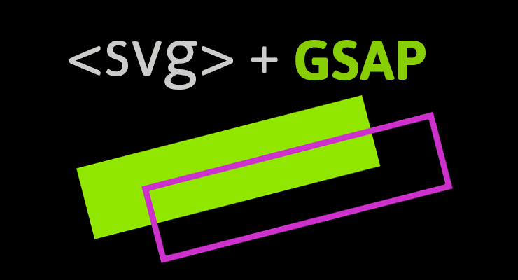 Breakthrough: SVG animation with GSAP solves cross‑browser issues