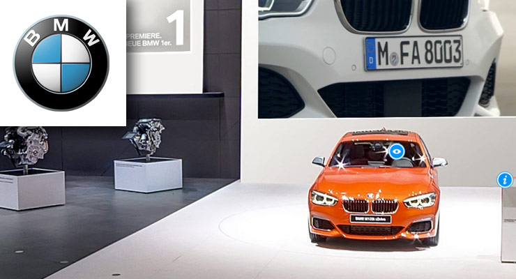 BMW Auto Salon
