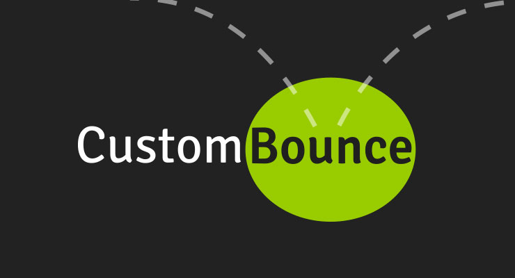 CustomBounce