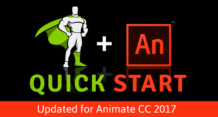 Quick Start: GSAP and Adobe Animate CC 2017