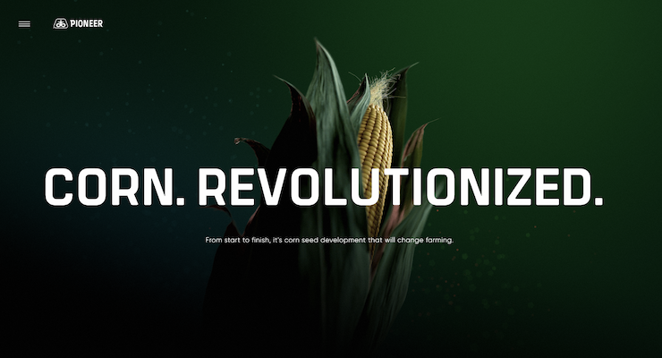 Pioneer - Corn Revolutionized