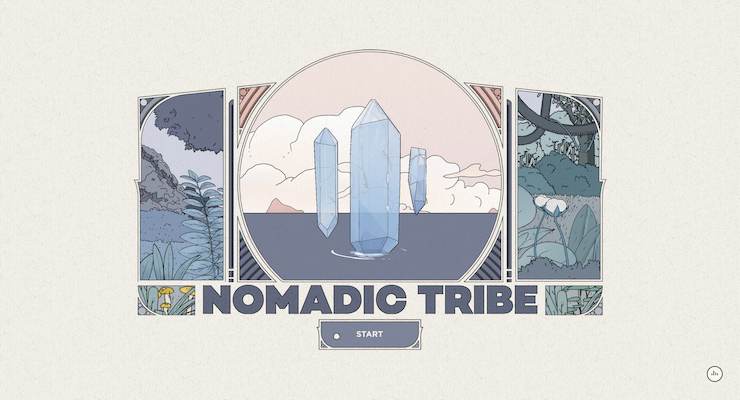 Nomadic Tribe - makemepulse