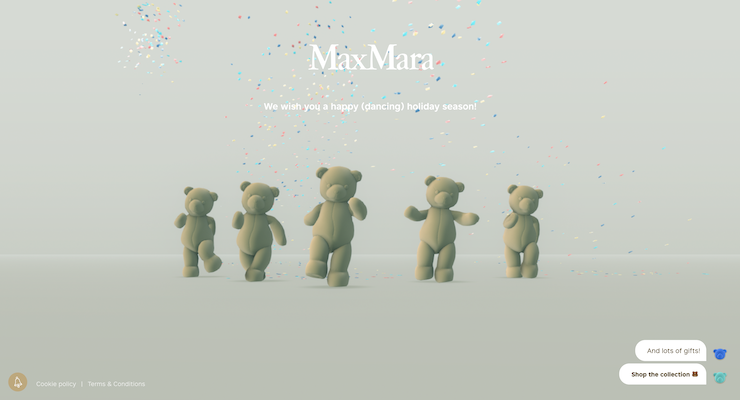 Max Mara - Bearing Gifts