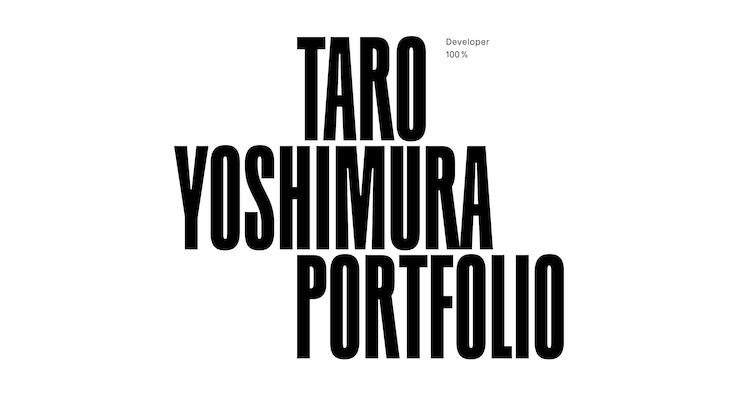 Taro Yoshimura
