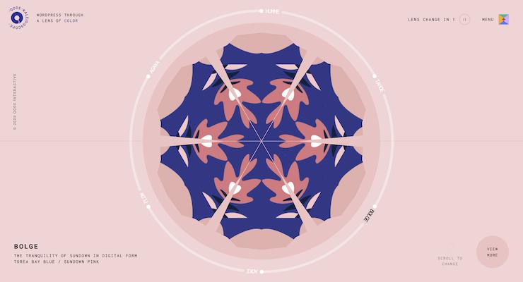 Qode Kaleidoscope