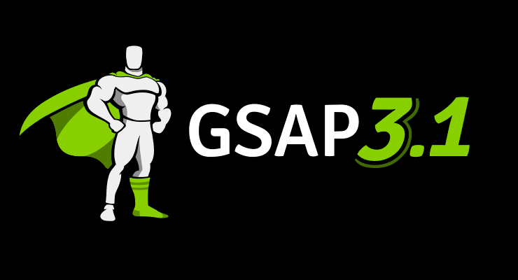GSAP 3.1 Released