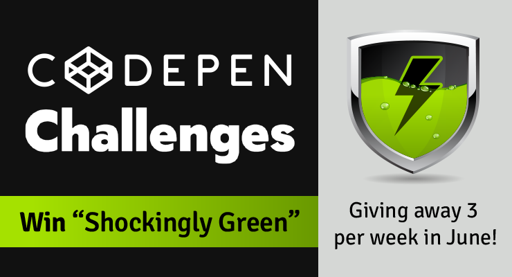 CodePen Challenge Competition