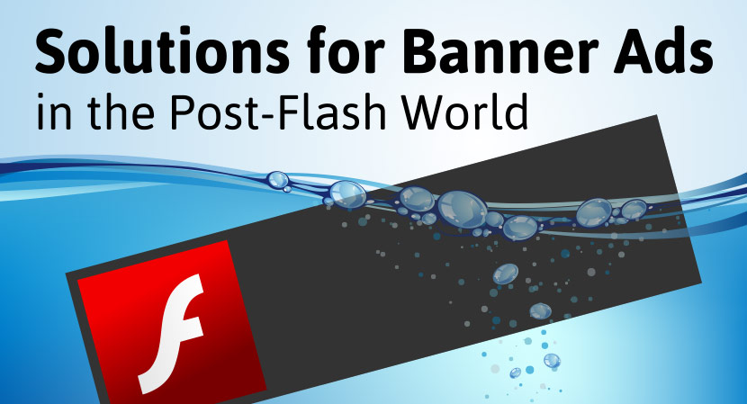how to make flash ads